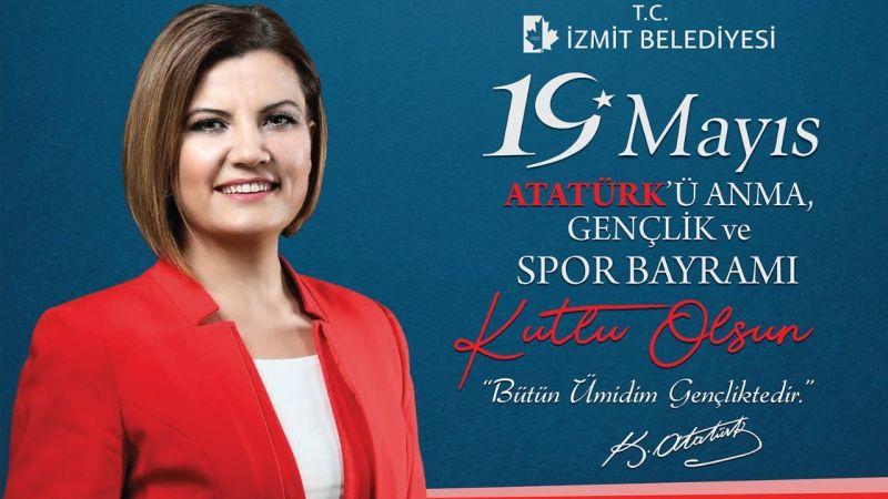 İzmit'te 19 Mayıs coşkusu yine sokaklara taşınacak
