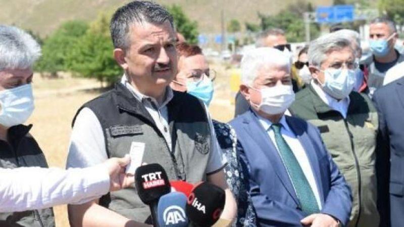 Bakan Pakdemirli açıkladı: Tarım işçileri aşılanmaya başlayacak