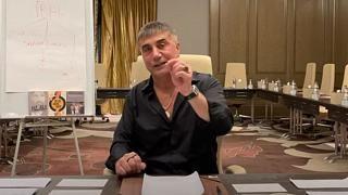 """Sedat Peker'den yeni açıklama: """"Pazar günü hem kolunuzu hem bacağınızı kopartacağım"""""""