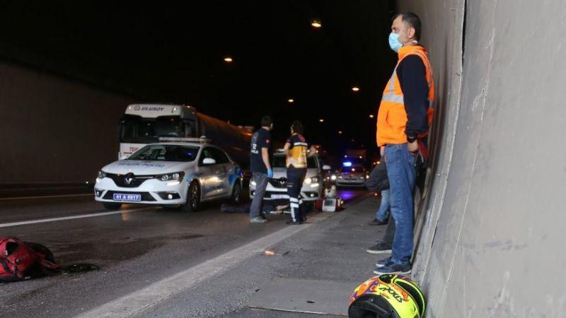 TEM'deki feci kazada ölen ve yaralanan vatandaşların kimlikleri belli oldu