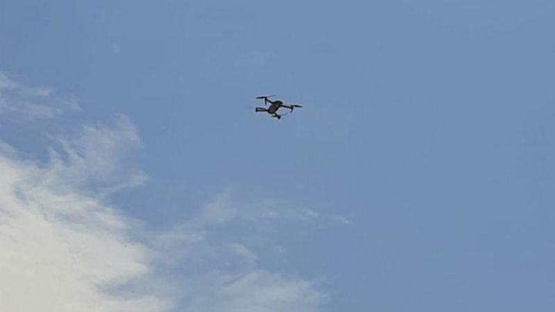 Kocaeli'de drone'lu trafik uygulaması! 7 kişi yakalandı