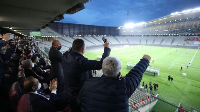Kocaelispor adeta şov yaptı! 1.Lig'deyiz