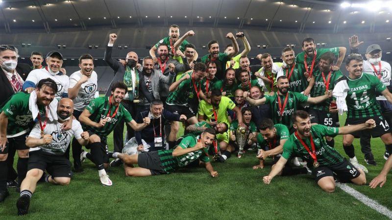 """Tahir Büyükakın: """"Süper Lig yolculuğuna devam edeceğiz"""""""