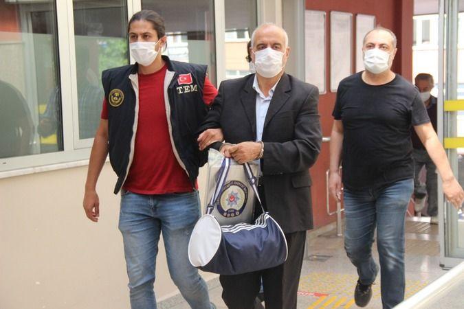 HDP'li eski eş başkanın da aralarında olduğu şüphelileradliyeye sevk edildi