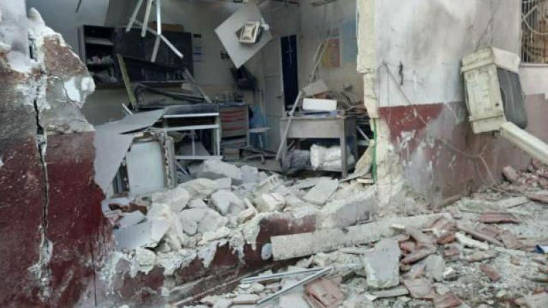 PKK'nın Afrin'de hastaneye düzenlediği saldırıda 13 sivil hayatını kaybetti, 27 sivil yaralandı