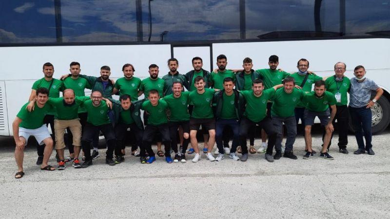 Kocaeli Sessiz Spor Kulübü Yalova'da play-off'a katılacak!
