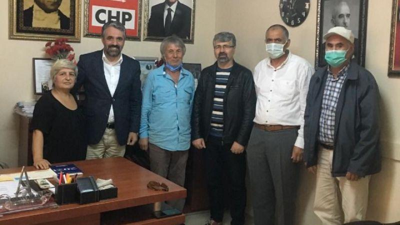 SHP Derince eski ilçe başkanı CHP üyesi oldu