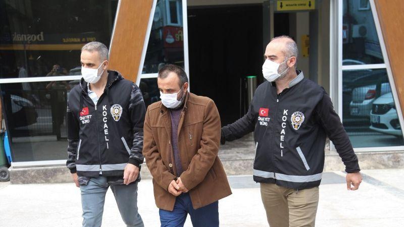 Katil zanlısının babası ve kardeşi de tutuklandı