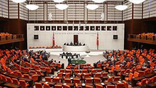 4. Yargı Paketi Meclis'e sunuldu