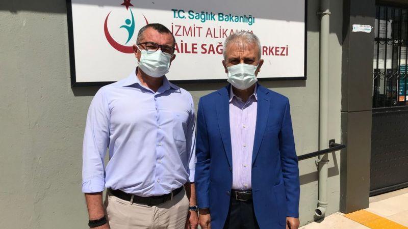 """Türk Sağlık-Sen: """"ASM'lerde aşı yapan sağlıkçılar yok sayılamaz"""""""