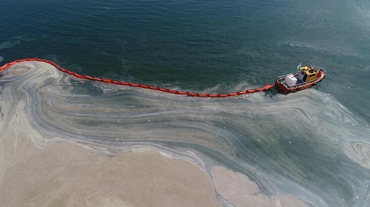 Marmara Denizi'nden ne kadar müsilaj temizlendi?