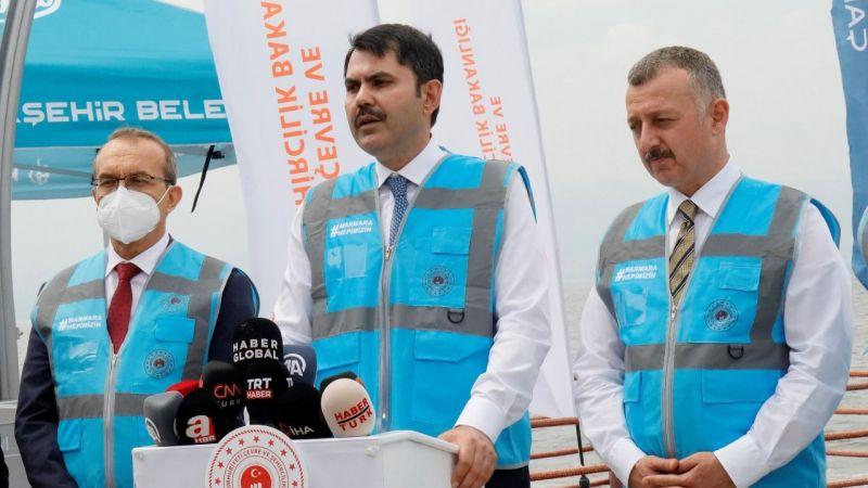 Bakan Kurum: 97 tesise 13 milyon ceza, 16 işletmeye kapatma cezası verildi