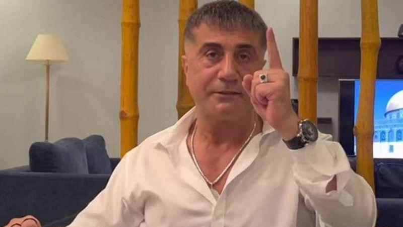 Sedat Peker AK Partili ismi işaret etti: SBK'nın verdiği arabaya biniyordu