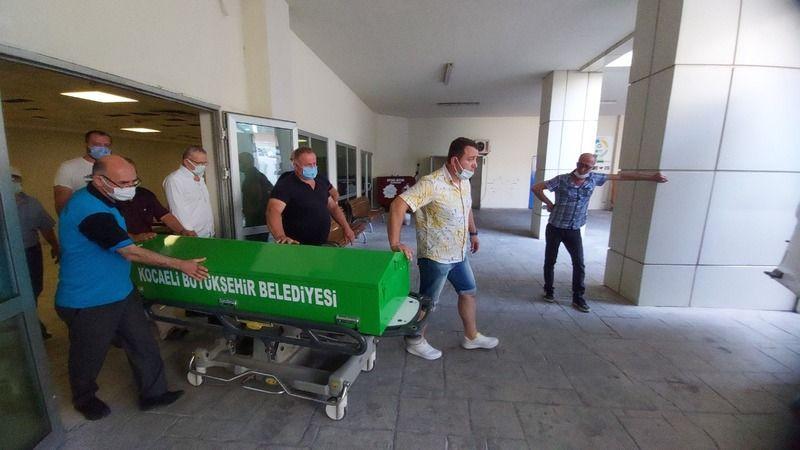 Cinayete kurban giden şahsın cenazesi ailesi tarafından teslim alındı