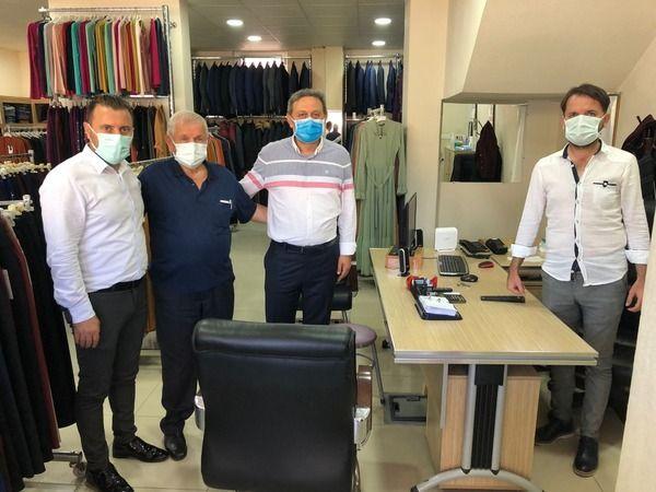 Milletvekili Yılmaz İzmit mahallelerini ziyaret etmeye devam ediyor