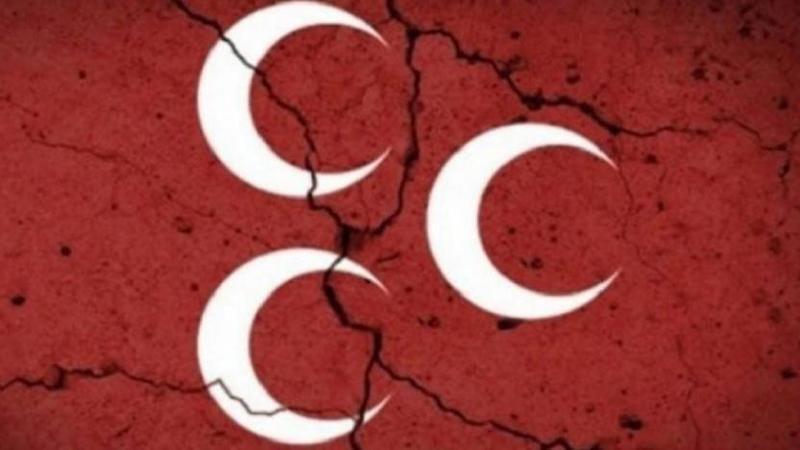 MHP'de 5 ilçe yönetimi düştü!