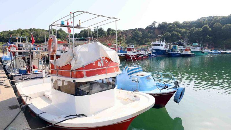 Bağırganlı Limanı'ndaki buzhane 2 bin kasa balık kapasiteli olacak