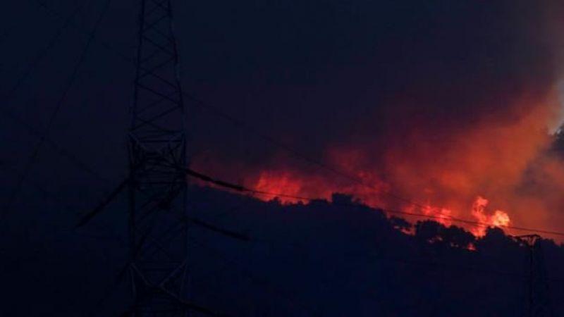 Yangının sıçradığı termik santralde ürküten ihtimal! Ölümcül gazlar açığa çıkabilir