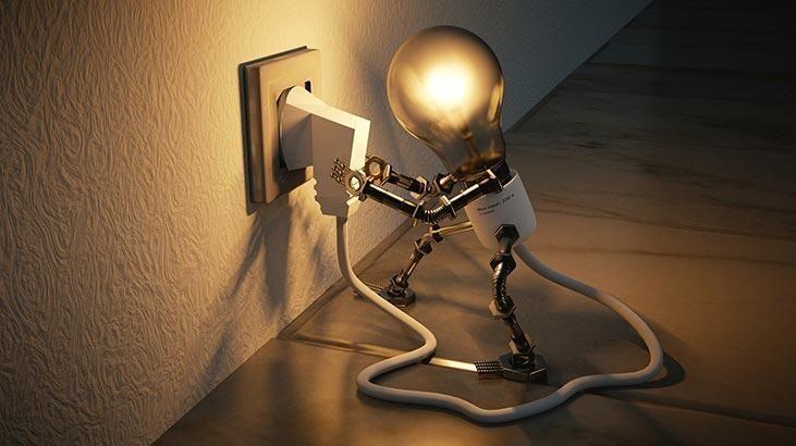 Dikkat elektriğiniz kesilebilir!