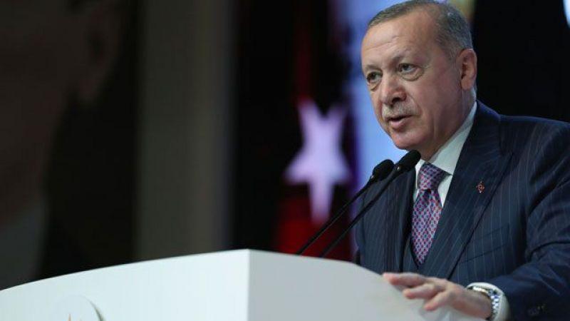 Erdoğan: Yangın bölgelerine görevli olmayanlar alınmayacak!