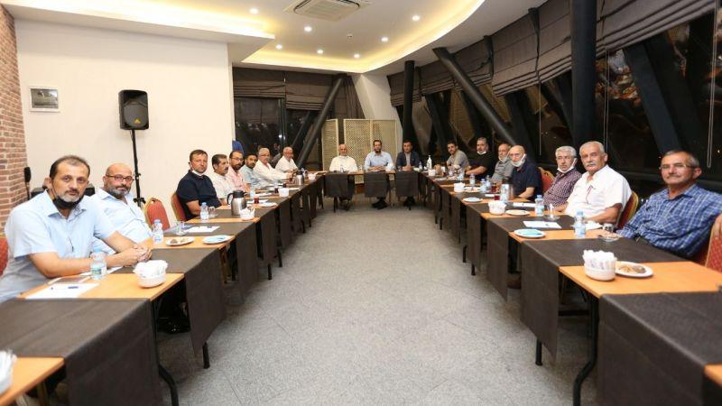 AK Parti teşkilatlarından istişare kurulu toplantısı