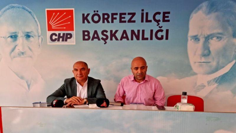 """Tarhan Körfez'den seslendi: """"Her şeyden biz sorumluysak ülkeyi de biz yönetelim"""""""