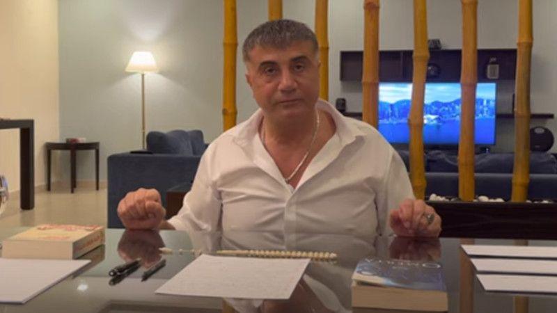 Sedat Peker'den bomba paylaşım! Aleyna Çakır dosyasını açtı
