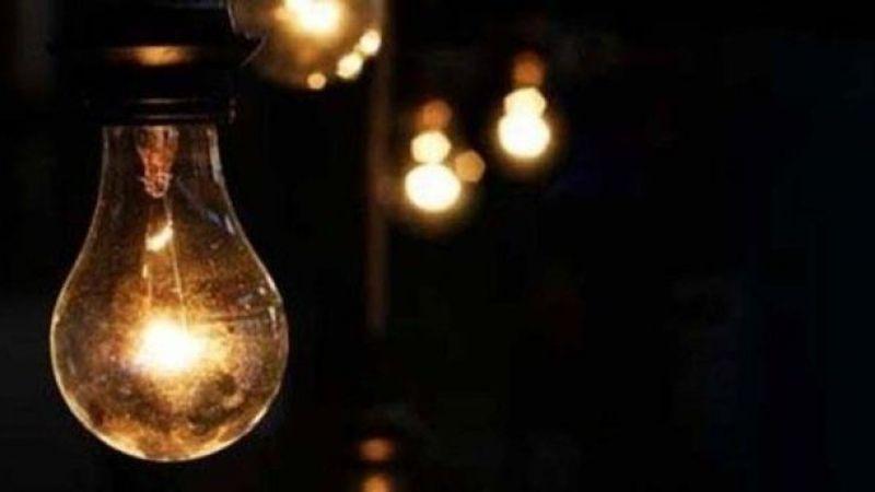 Yarın 2 ilçede elektrikler kesilecek