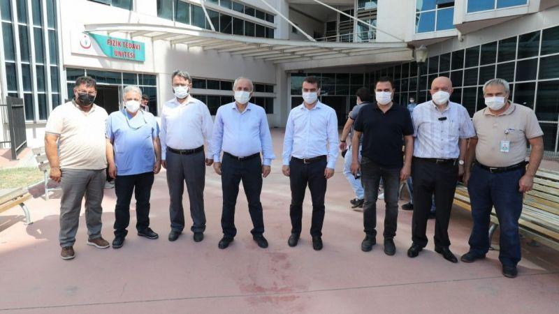 Zinnur Büyükgöz hastaneden taburcu oldu