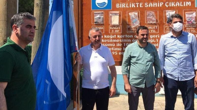 Kocaeli Kandıra Kovanağzı Plajı mavi bayrak aldı!