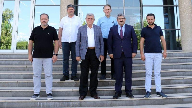 Karaosmanoğlu'ndan KOTO'ya ziyaret