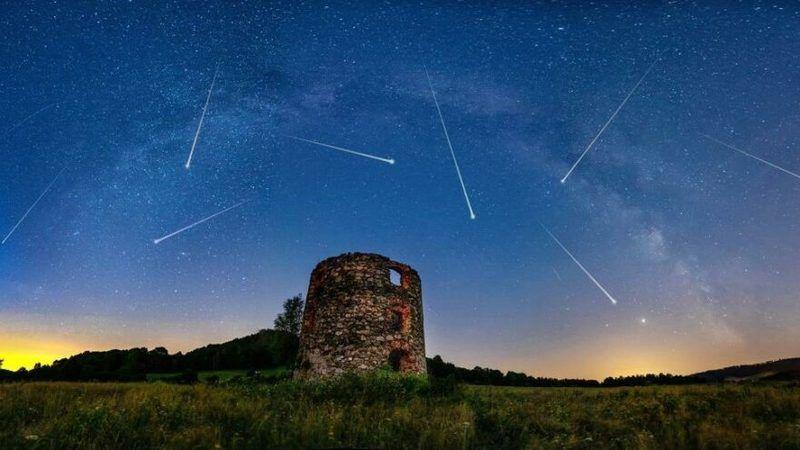 Yılın en iyi meteor yağmuru bugün izlenebilecek