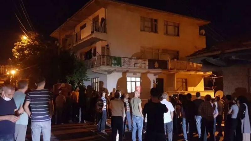 Ankara Altundağ'da tehlikeli gerginlik