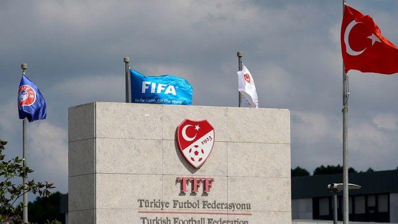 TFF'den sel felaketlerinde hayatını kaybedenler anısına saygı duruşu kararı