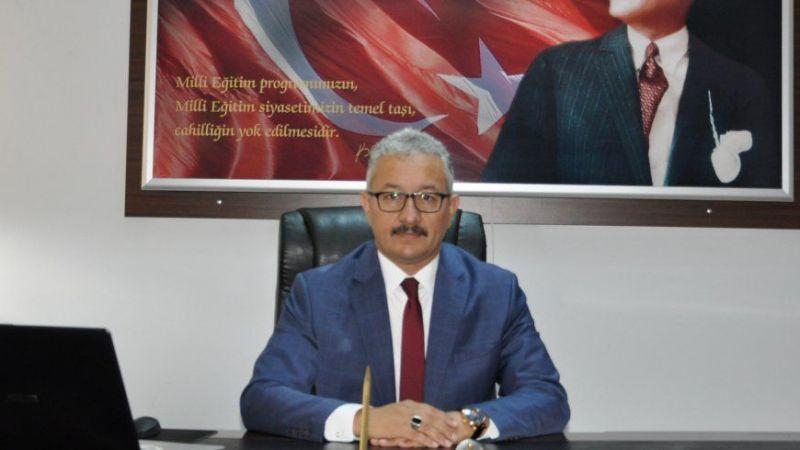 Ömer Akmanşen İl Milli Eğitim Müdürlüğüne atandı