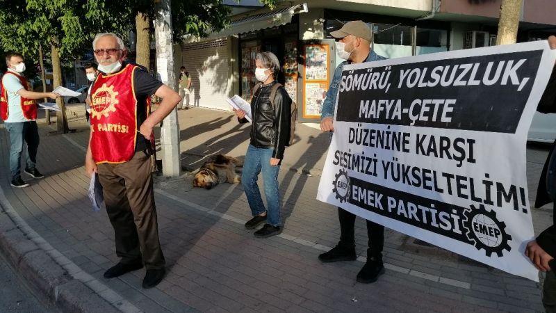 EMEP'in Sedat Peker bildirilerine soruşturma açıldı