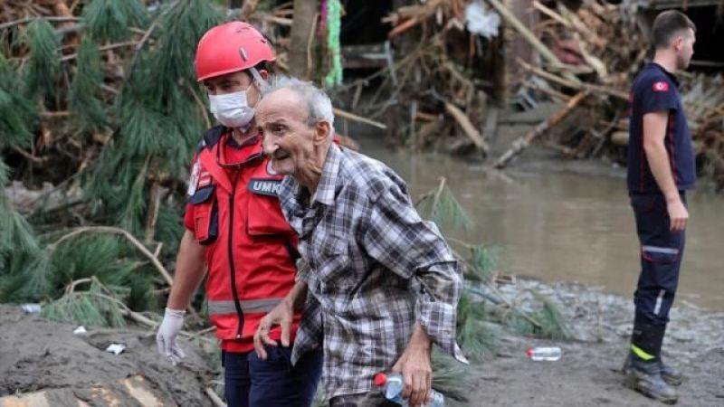 Karadeniz'de acı haber! Sel felaketinde can kaybı 40'a yükseldi