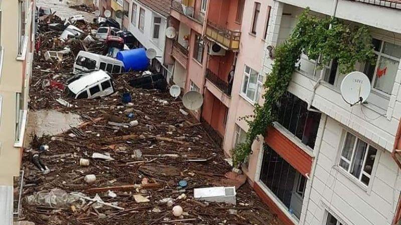 Gölcük Belediyesi'nden Bozkurt'a yardım eli