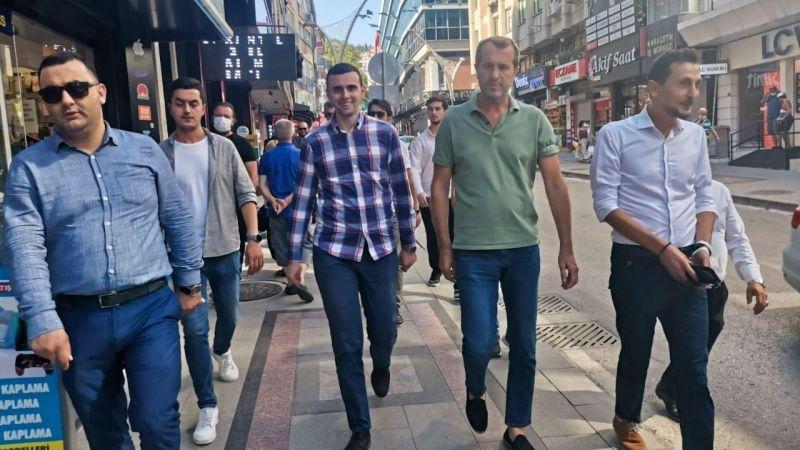 MHP yeni başkanla sokağa indi