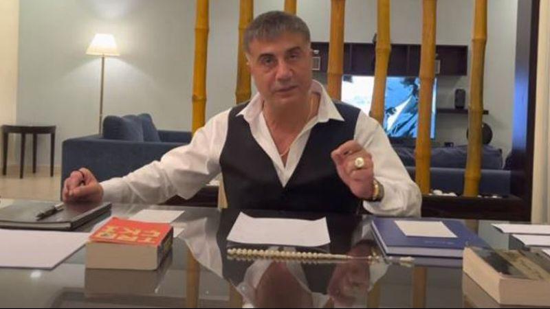Sedat Peker FETÖ firarisi Güven'e yanıt vereceğini açıkladı