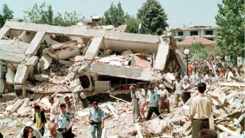 Deprem gecesi telsiz konuşmaları felaketin boyutunu gözler önüne serdi!