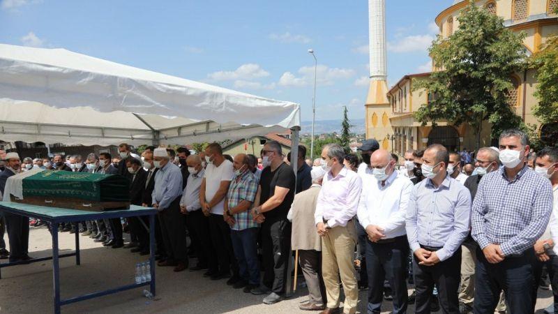 Safiye Karaosmanoğlu son yolculuğuna uğurlandı