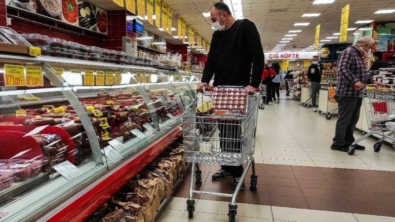 Makarna tüketimi arttı! kırmızı et tüketiminde ciddi azalma