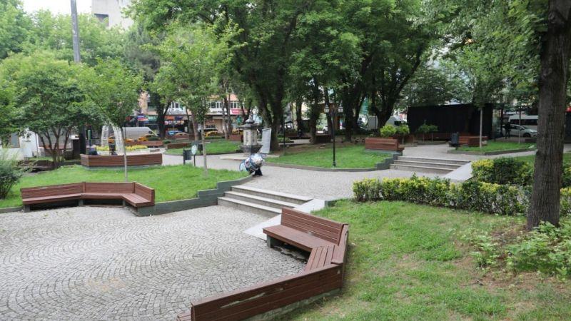 Yeni Cuma Parkı ihaleye çıkıyor