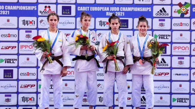 Büyükşehirli judocular, Avrupa Şampiyonasından 2 bronz ile döndü