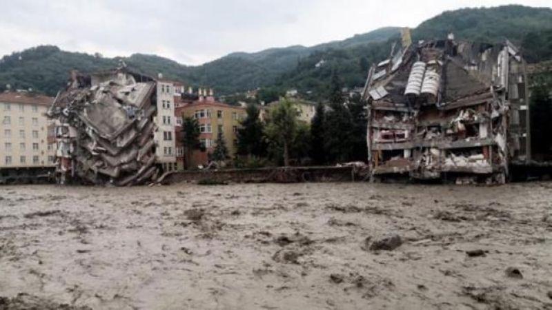 Batı Karadeniz'deki sel felaketinde hayatını kaybedenlerin sayısı yükseldi