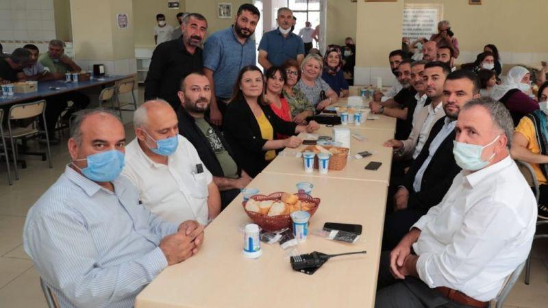 Hürriyet, Körfez Cemevi'ne konuk oldu