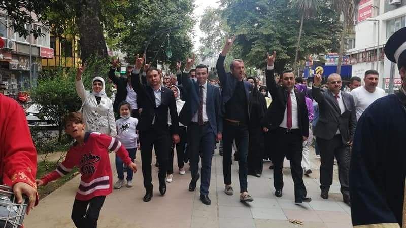 """MHP'li İlçe Başkanı Kemal Okur göreve başladı: """"İzmit'te emaneti geri alacağız!"""""""
