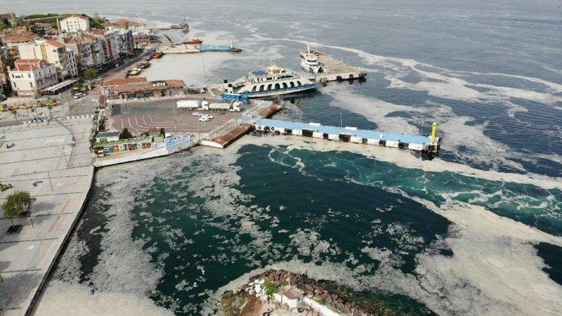 Marmara Denizi'ni kurtaracak rapor TBMM'ye sunuldu