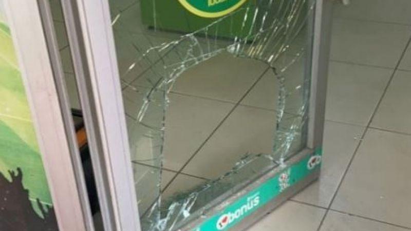 CHP'li başkanın işyerine hırsız girdi
